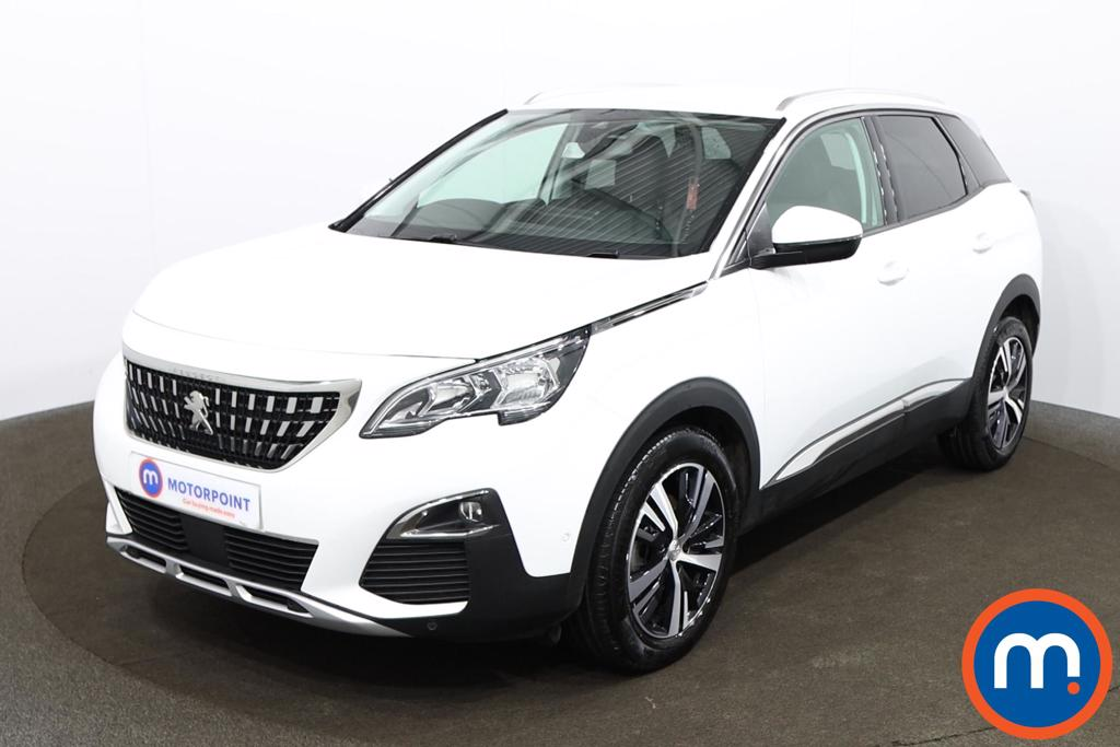 Peugeot 3008 1.2 PureTech Allure 5dr EAT8 - Stock Number 1157964 Passenger side front corner