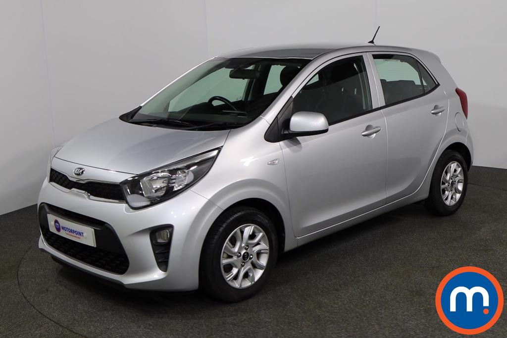 KIA Picanto 1.25 2 5dr - Stock Number 1157973 Passenger side front corner