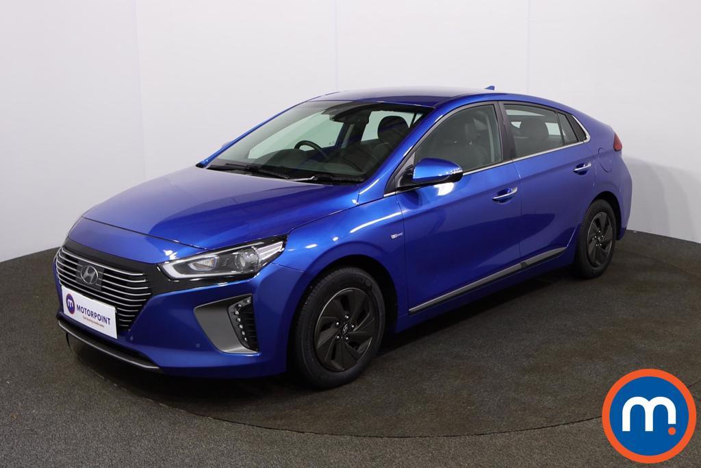 Hyundai Ioniq 1.6 GDi Hybrid Premium SE 5dr DCT - Stock Number 1146829 Passenger side front corner