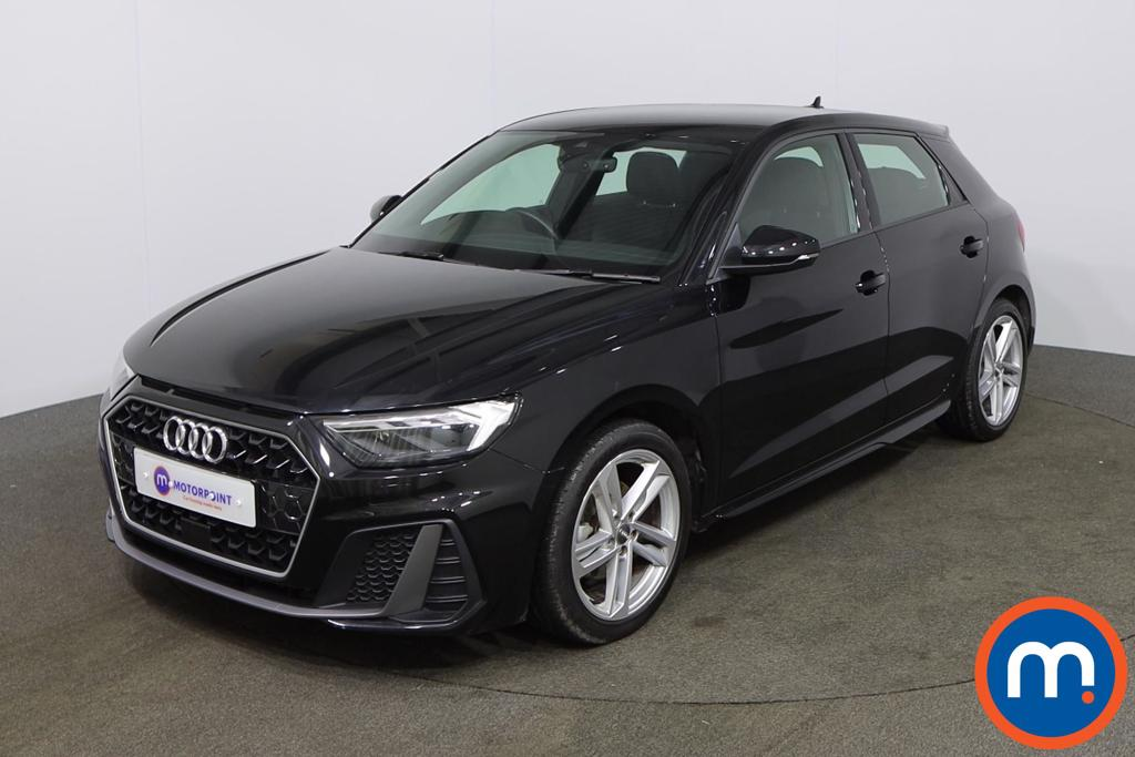 Audi A1 30 TFSI S Line 5dr S Tronic - Stock Number 1151698 Passenger side front corner