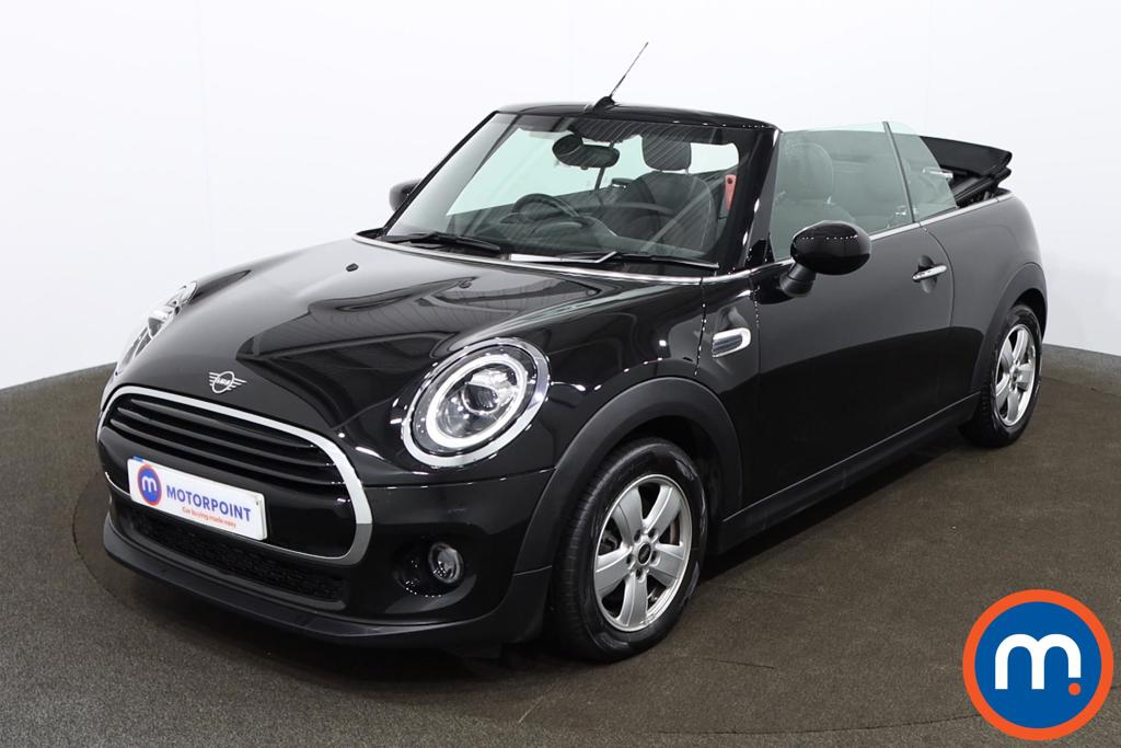 Mini Convertible 1.5 Cooper Classic II 2dr - Stock Number 1154972 Passenger side front corner