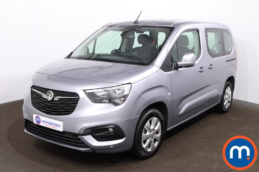 Vauxhall Combo Life 1.2 Turbo Energy 5dr - Stock Number 1155070 Passenger side front corner