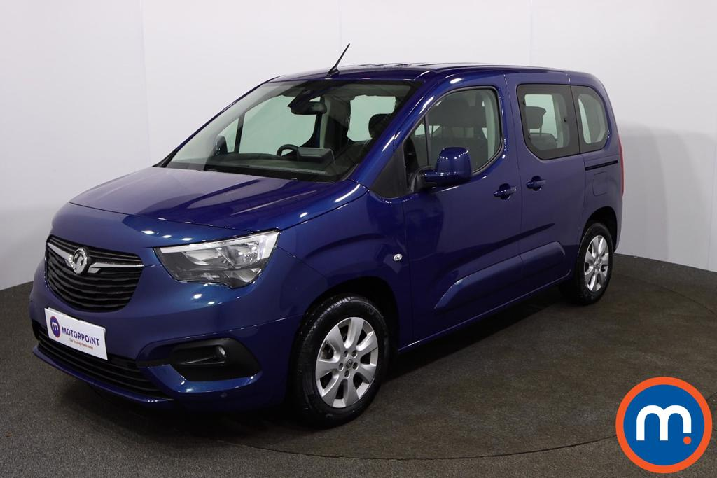 Vauxhall Combo Life 1.2 Turbo Energy 5dr - Stock Number 1155072 Passenger side front corner