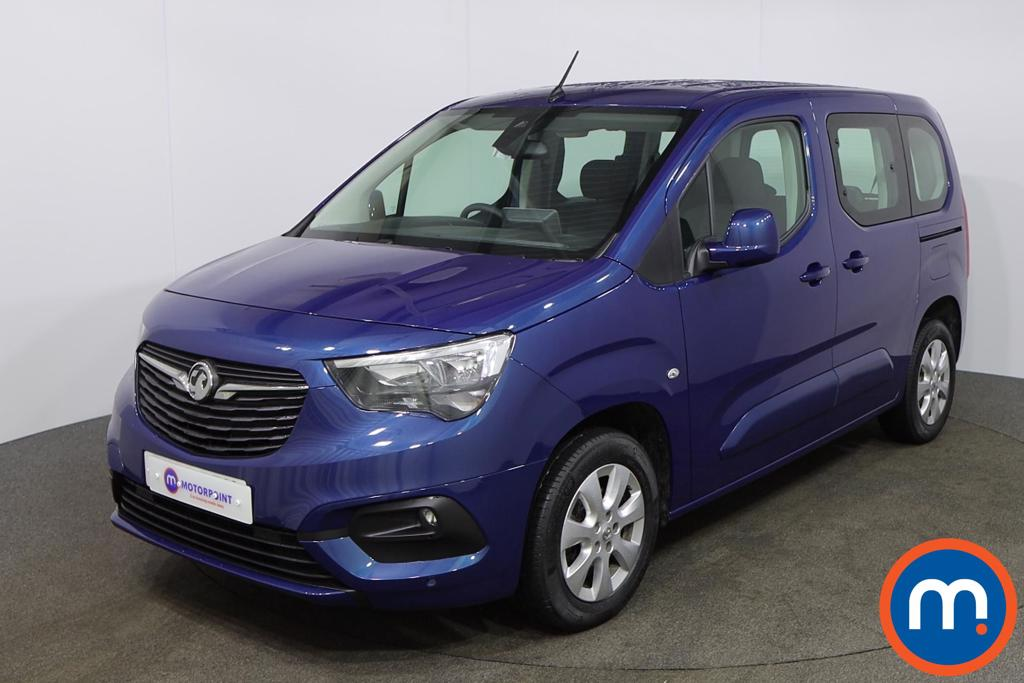 Vauxhall Combo Life 1.2 Turbo Energy 5dr - Stock Number 1155084 Passenger side front corner