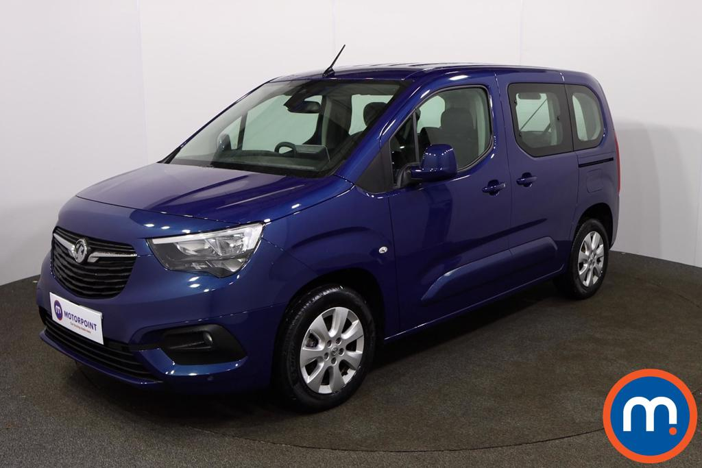 Vauxhall Combo Life 1.2 Turbo Energy 5dr - Stock Number 1155091 Passenger side front corner