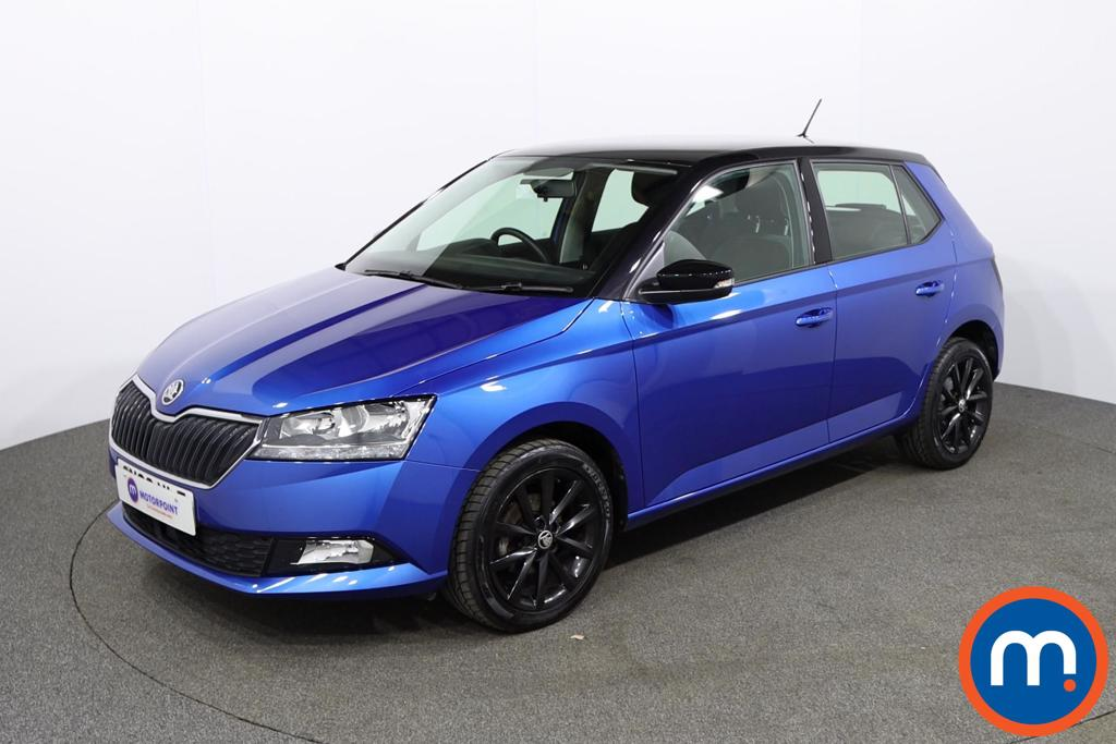 Skoda Fabia 1.0 MPI Colour Edition 5dr - Stock Number 1156358 Passenger side front corner