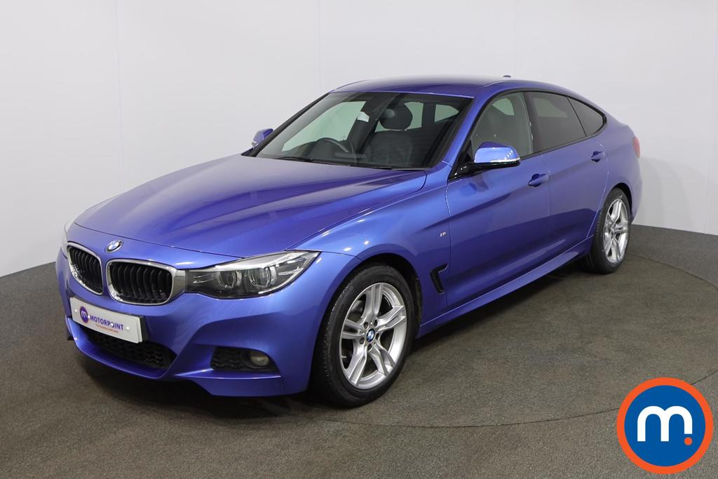 BMW 3 Series 320i M Sport 5dr Step Auto [Business Media] - Stock Number 1157474 Passenger side front corner