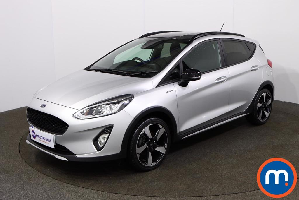Ford Fiesta 1.0 EcoBoost Active B-PlusO Play 5dr - Stock Number 1158102 Passenger side front corner