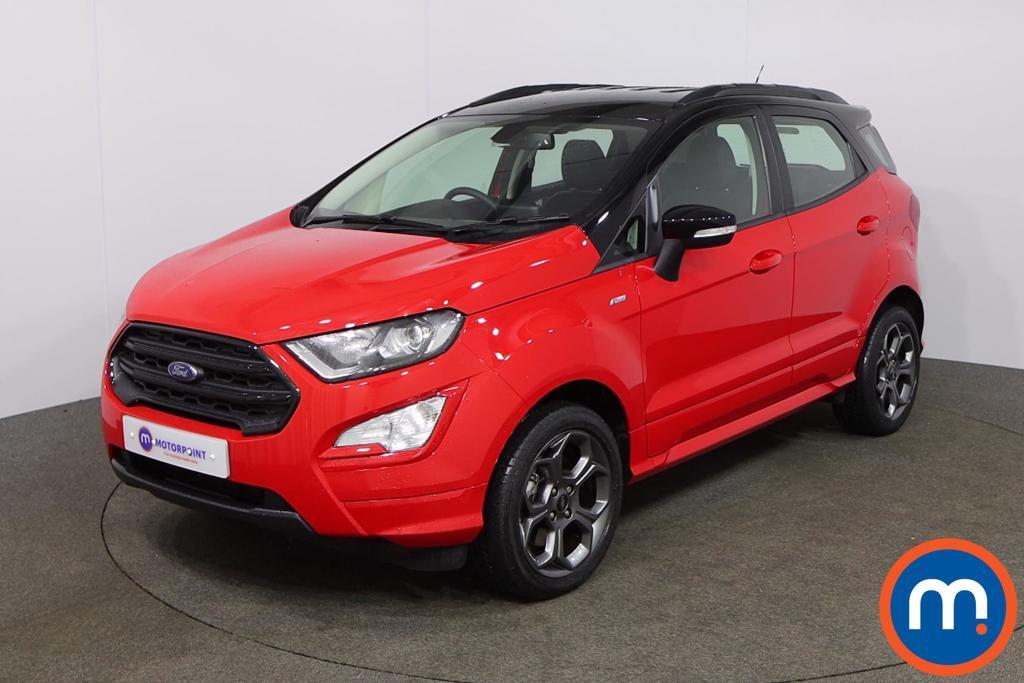 Ford Ecosport 1.0 EcoBoost ST-Line 5dr - Stock Number 1158807 Passenger side front corner