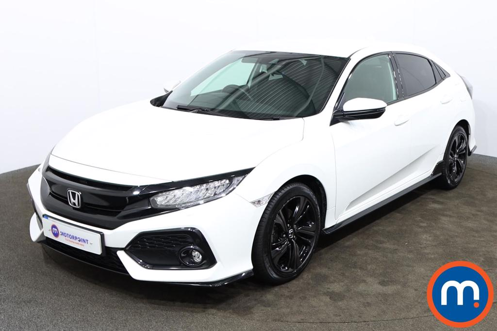 Honda Civic 1.5 VTEC Turbo Sport 5dr CVT - Stock Number 1154513 Passenger side front corner