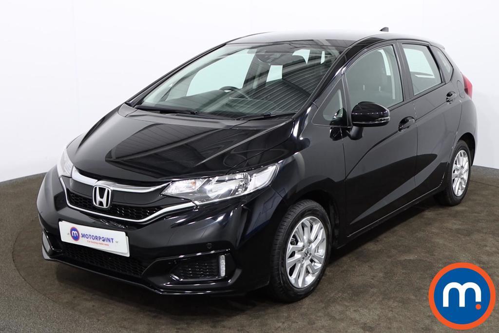 Honda Jazz 1.3 i-VTEC SE 5dr CVT - Stock Number 1156599 Passenger side front corner