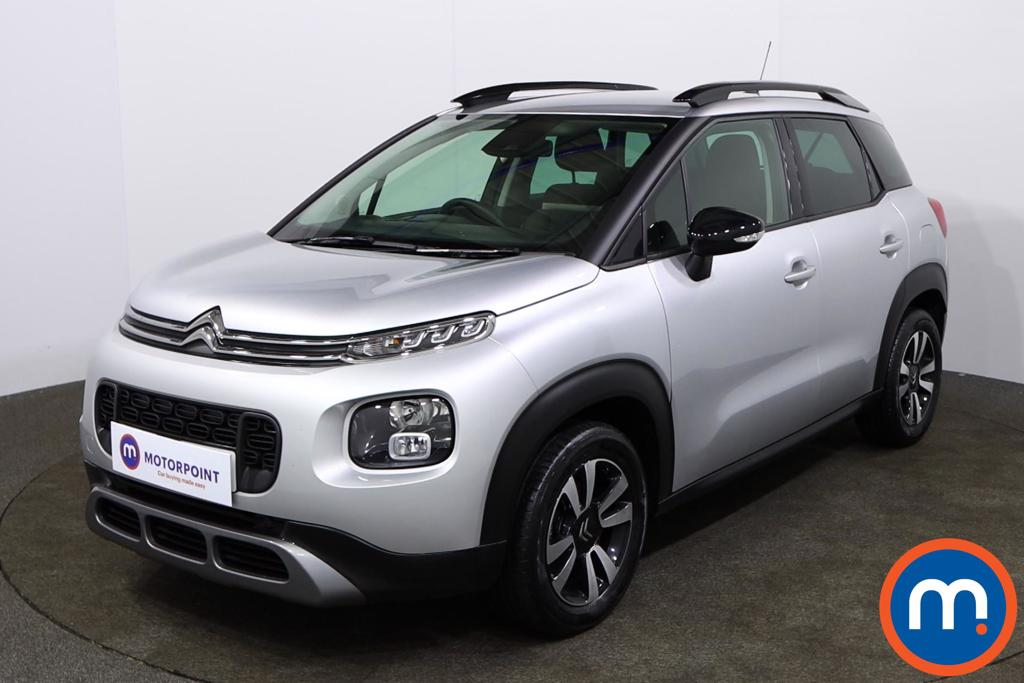 Citroen C3 Aircross 1.2 PureTech 110 Feel 5dr - Stock Number 1152227 Passenger side front corner