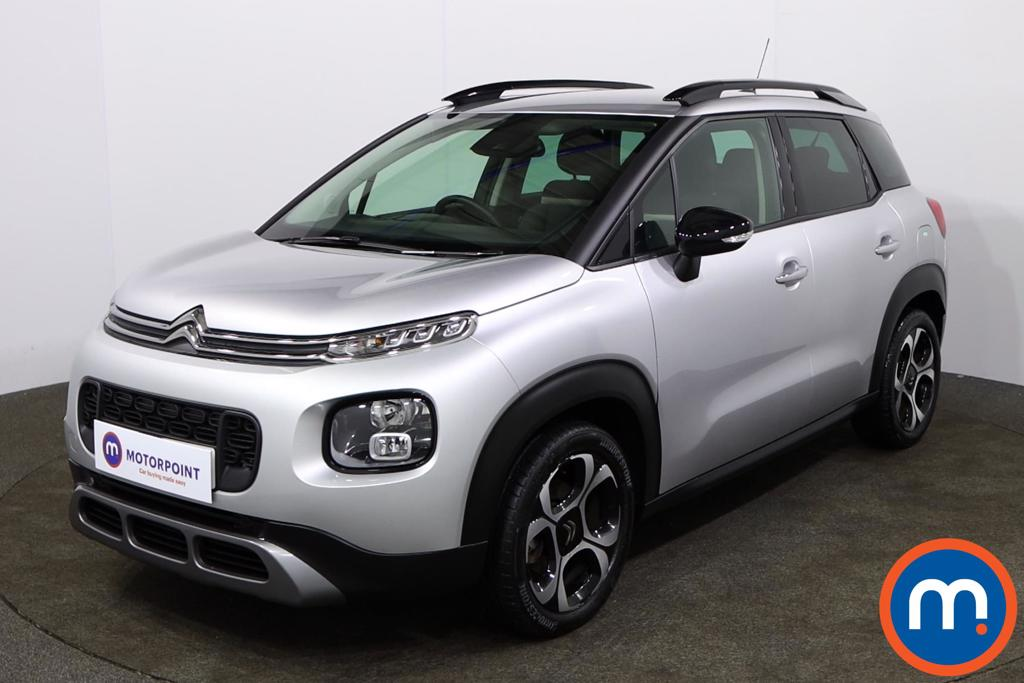 Citroen C3 Aircross 1.2 PureTech 110 Flair 5dr [6 speed] - Stock Number 1152336 Passenger side front corner