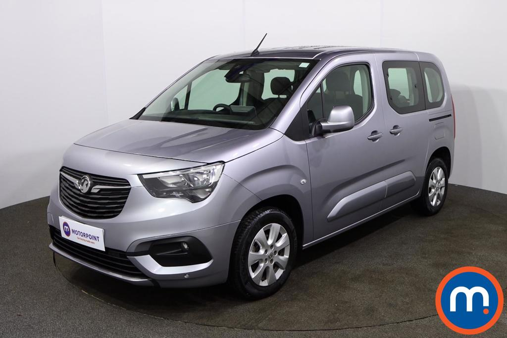 Vauxhall Combo Life 1.2 Turbo Energy 5dr - Stock Number 1155059 Passenger side front corner