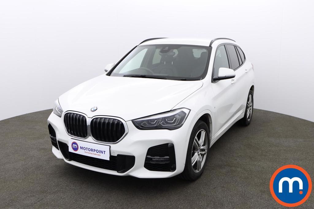 BMW X1 sDrive 18i M Sport 5dr - Stock Number 1156059 Passenger side front corner