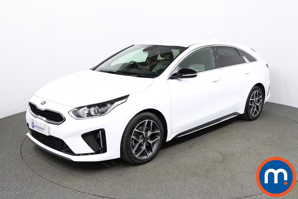 KIA Pro Ceed 1.4T GDi ISG GT-Line 5dr DCT - Stock Number 1156823 Passenger side front corner