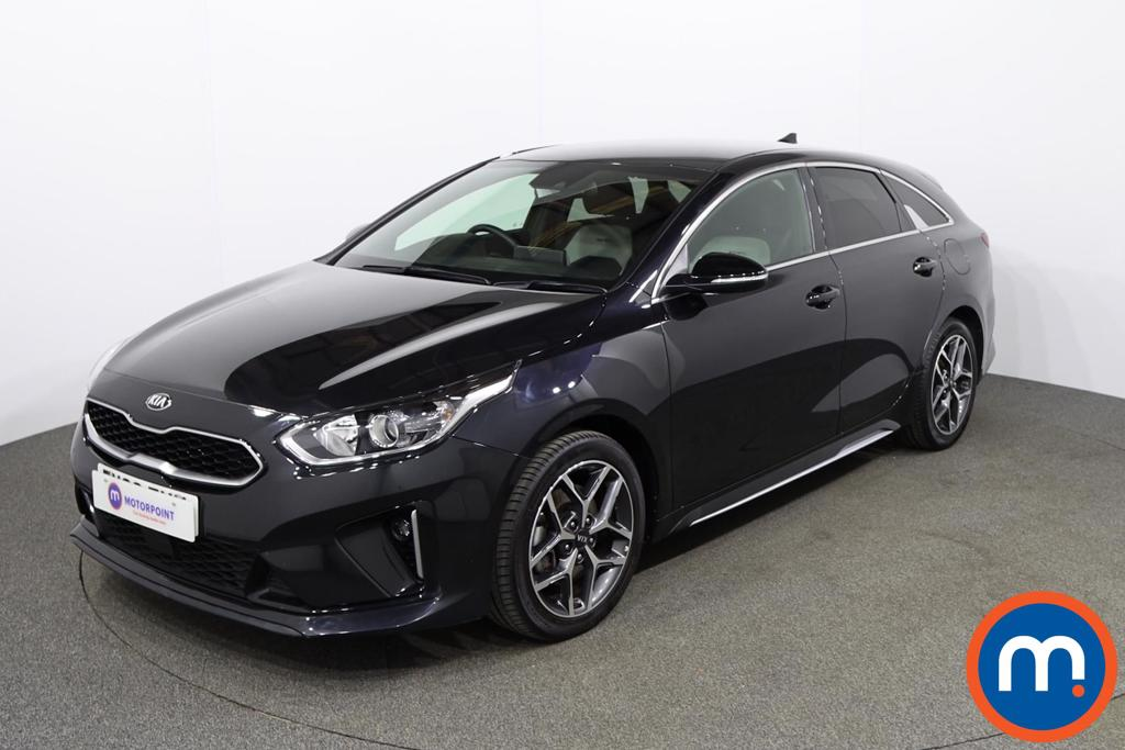 KIA Pro Ceed 1.4T GDi ISG GT-Line 5dr - Stock Number 1156934 Passenger side front corner