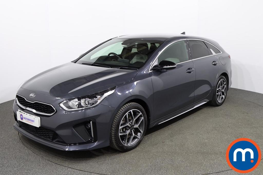 KIA Pro Ceed 1.4T GDi ISG GT-Line 5dr - Stock Number 1156937 Passenger side front corner