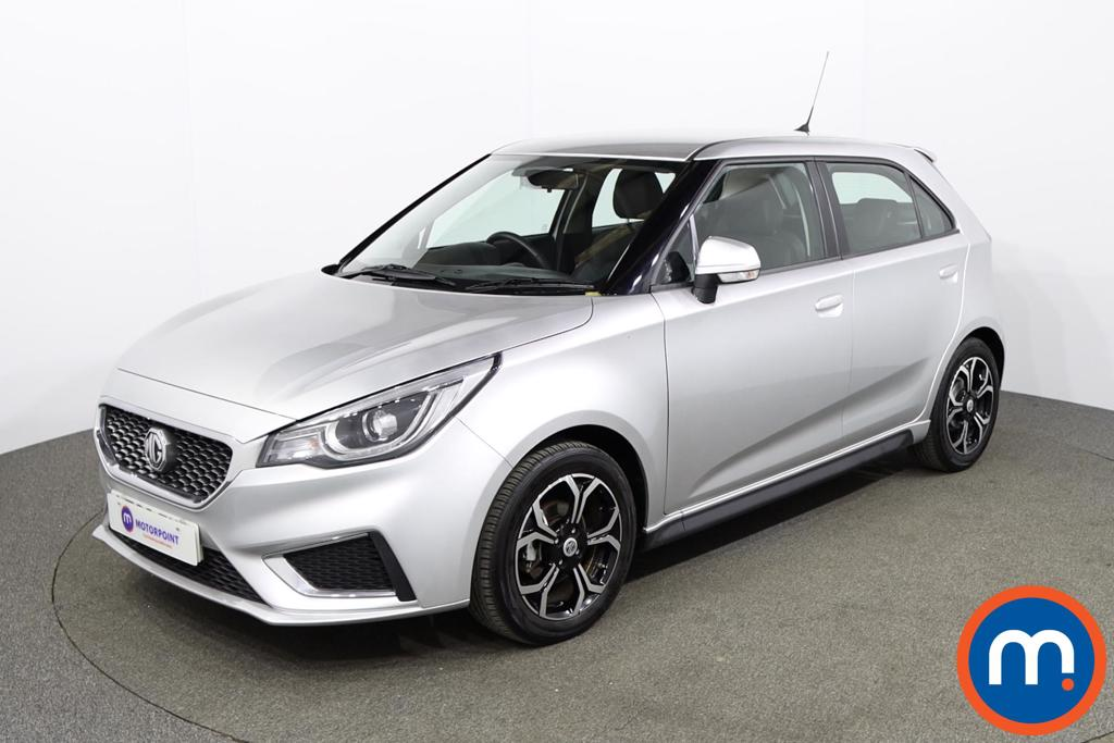 Mg Motor Uk MG3 1.5 VTi-TECH Exclusive 5dr - Stock Number 1156948 Passenger side front corner