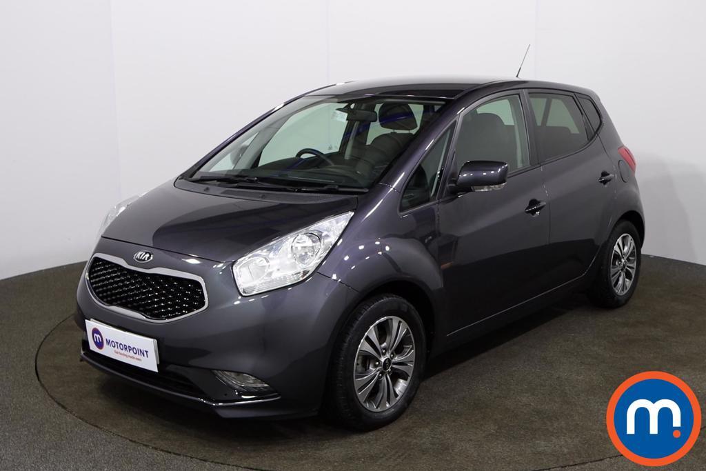 KIA Venga 1.6 3 5dr Auto [6] - Stock Number 1158837 Passenger side front corner