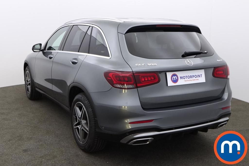 Mercedes-Benz GLC GLC 300 4Matic AMG Line 5dr 9G-Tronic - Stock Number 1155162 Passenger side front corner