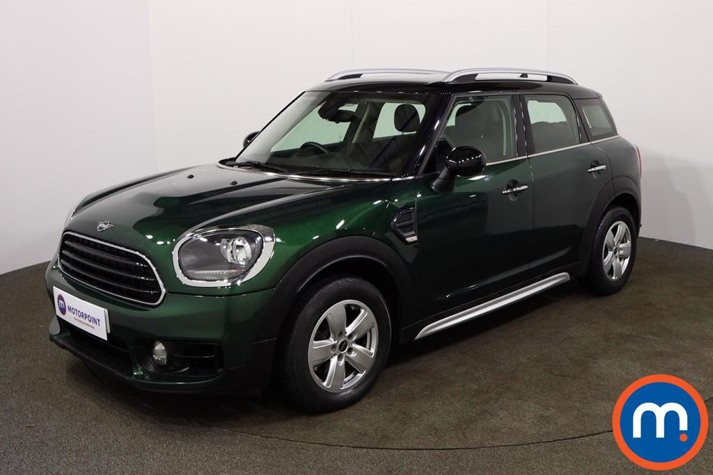 Mini Countryman 1.5 Cooper Classic 5dr - Stock Number 1156593 Passenger side front corner
