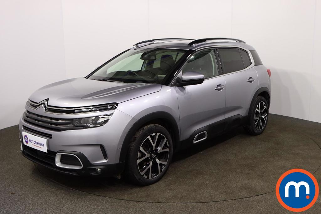 Citroen C5 Aircross 1.5 BlueHDi 130 Flair Plus 5dr EAT8 - Stock Number 1156977 Passenger side front corner