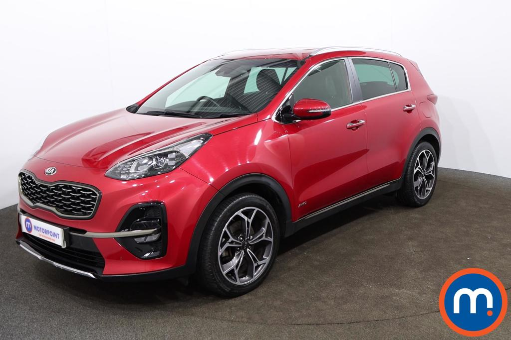 KIA Sportage 1.6T GDi ISG GT-Line 5dr DCT Auto [AWD] - Stock Number 1157220 Passenger side front corner