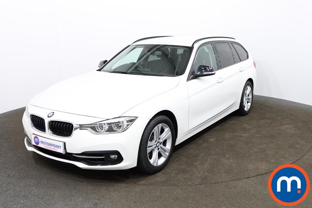 BMW 3 Series 318i Sport 5dr Step Auto - Stock Number 1158949 Passenger side front corner
