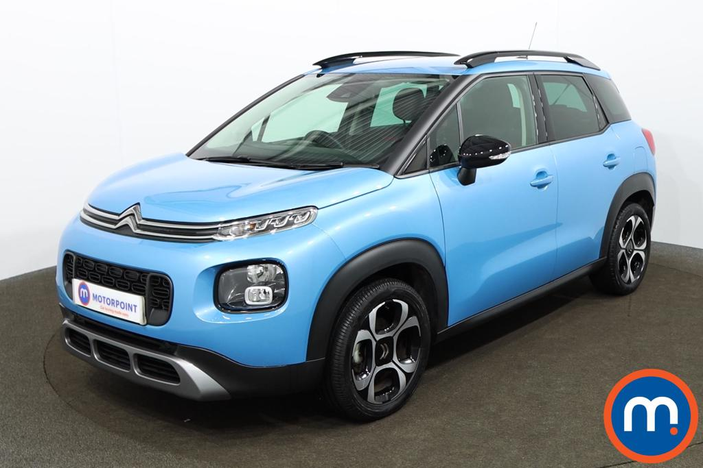 Citroen C3 Aircross 1.2 PureTech 110 Flair 5dr [6 speed] - Stock Number 1152408 Passenger side front corner
