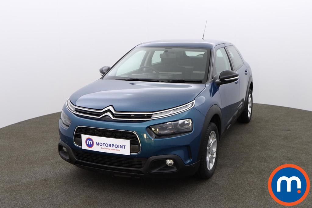 Citroen C4 Cactus 1.2 PureTech Feel 5dr [6 Speed] - Stock Number 1152492 Passenger side front corner