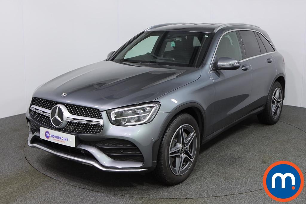Mercedes-Benz GLC GLC 300 4Matic AMG Line 5dr 9G-Tronic - Stock Number 1155169 Passenger side front corner