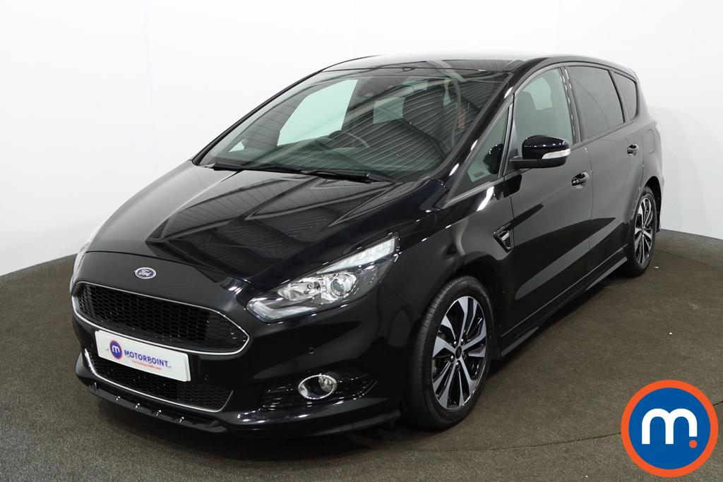 Ford S-Max 2.0 EcoBlue 190 ST-Line 5dr Auto - Stock Number 1156170 Passenger side front corner