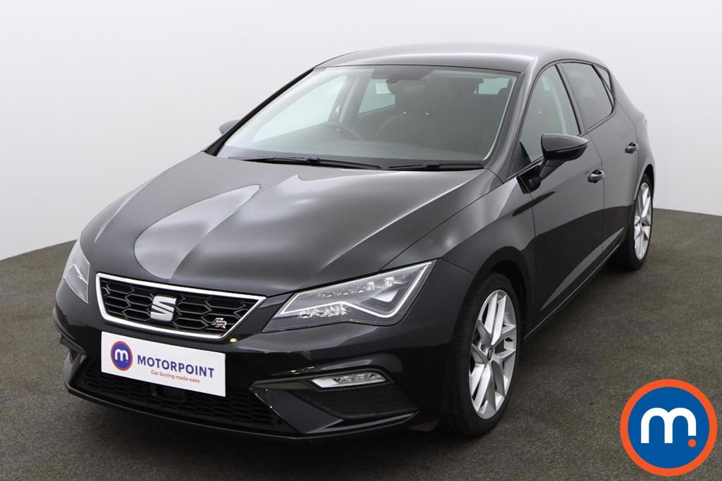 Seat Leon 1.4 TSI 125 FR Technology 5dr - Stock Number 1156239 Passenger side front corner