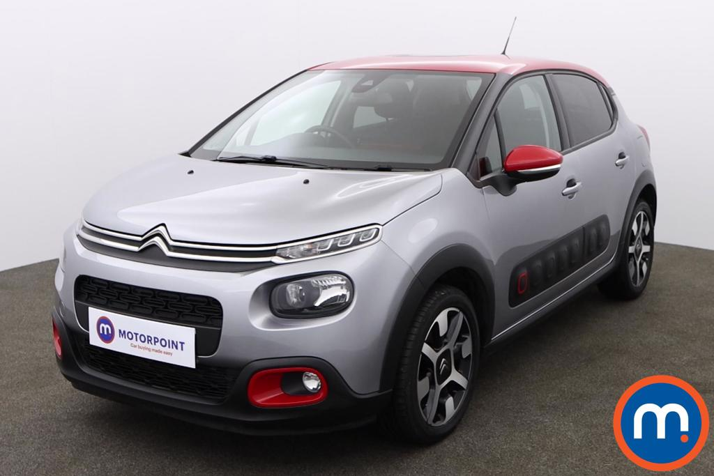 Citroen C3 1.2 PureTech 82 Flair Nav Edition 5dr - Stock Number 1156245 Passenger side front corner