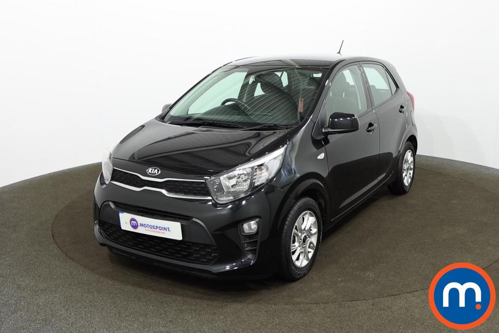 KIA Picanto 1.25 2 5dr - Stock Number 1156590 Passenger side front corner