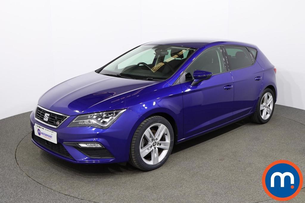 Seat Leon 1.5 TSI EVO 150 FR [EZ] 5dr DSG - Stock Number 1156603 Passenger side front corner