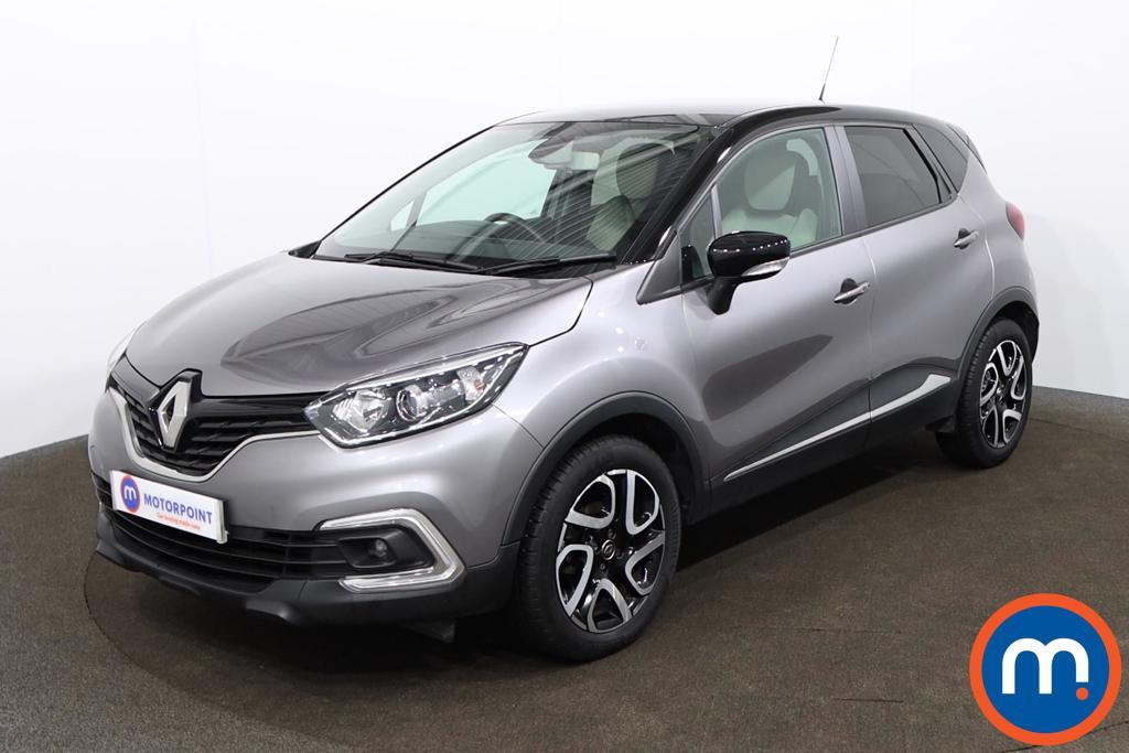 Renault Captur 0.9 TCE 90 Iconic 5dr - Stock Number 1157495 Passenger side front corner