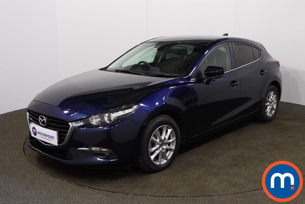Mazda 3 2.0 SE-L Nav 5dr Auto - Stock Number 1157564 Passenger side front corner