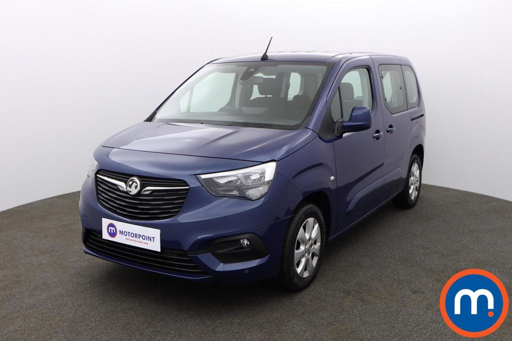 Vauxhall Combo Life 1.2 Turbo Energy 5dr - Stock Number 1155088 Passenger side front corner
