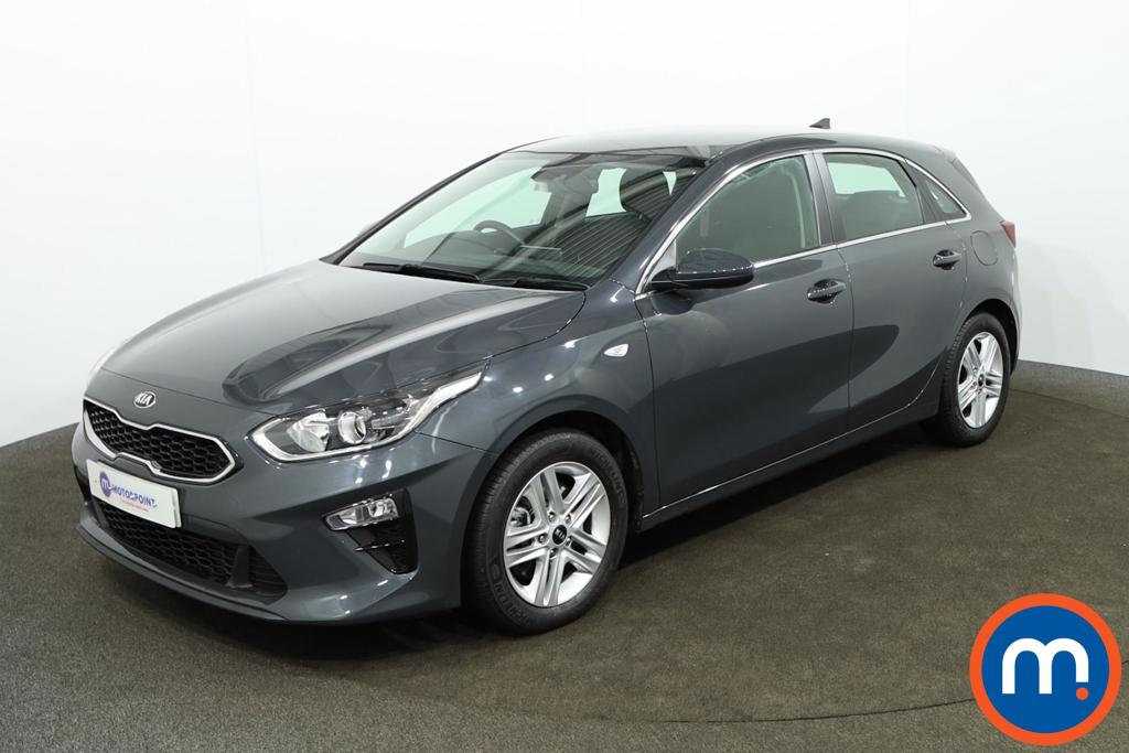 KIA Ceed 1.6 CRDi ISG 2 5dr - Stock Number 1157227 Passenger side front corner