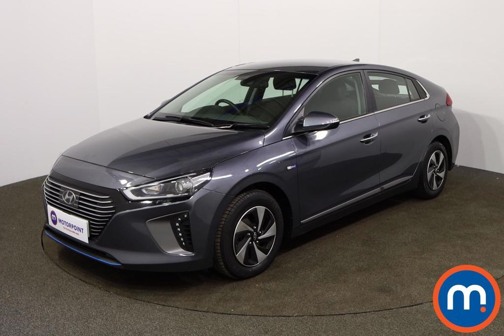 Hyundai Ioniq 1.6 GDi Hybrid Premium 5dr DCT - Stock Number 1157299 Passenger side front corner