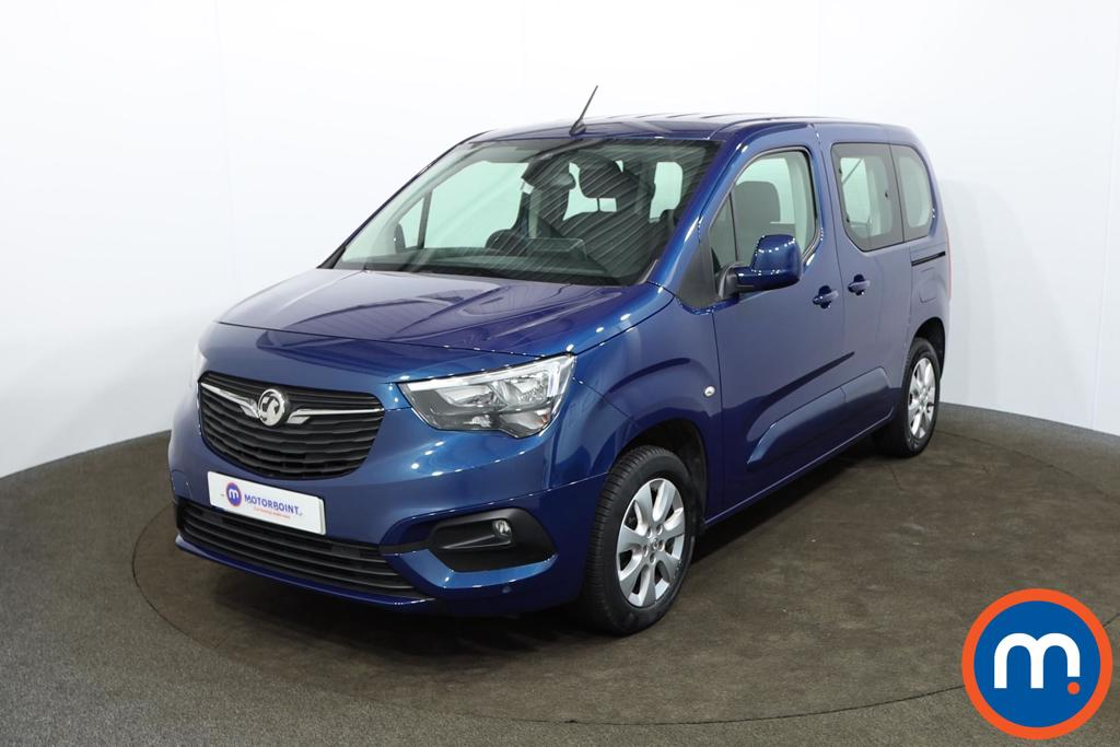Vauxhall Combo Life 1.2 Turbo Energy 5dr - Stock Number 1155083 Passenger side front corner