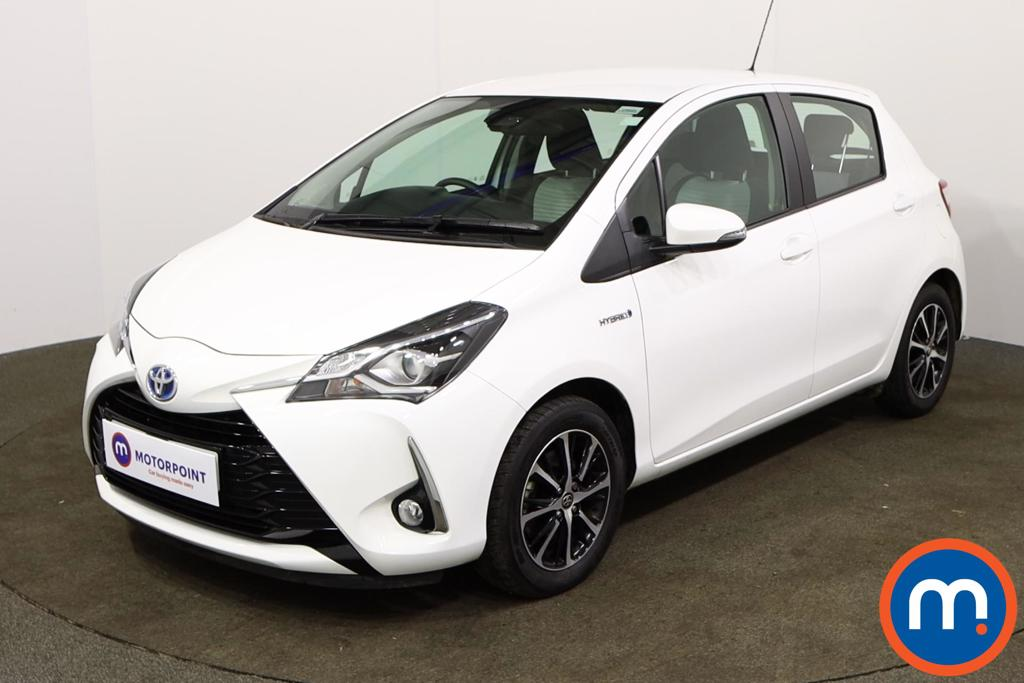 Toyota Yaris 1.5 Hybrid Icon Tech 5dr CVT - Stock Number 1154306 Passenger side front corner