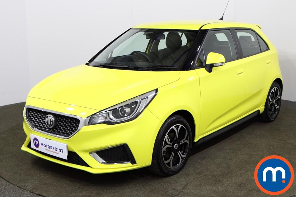 Mg Motor Uk MG3 1.5 VTi-TECH Exclusive 5dr - Stock Number 1156585 Passenger side front corner