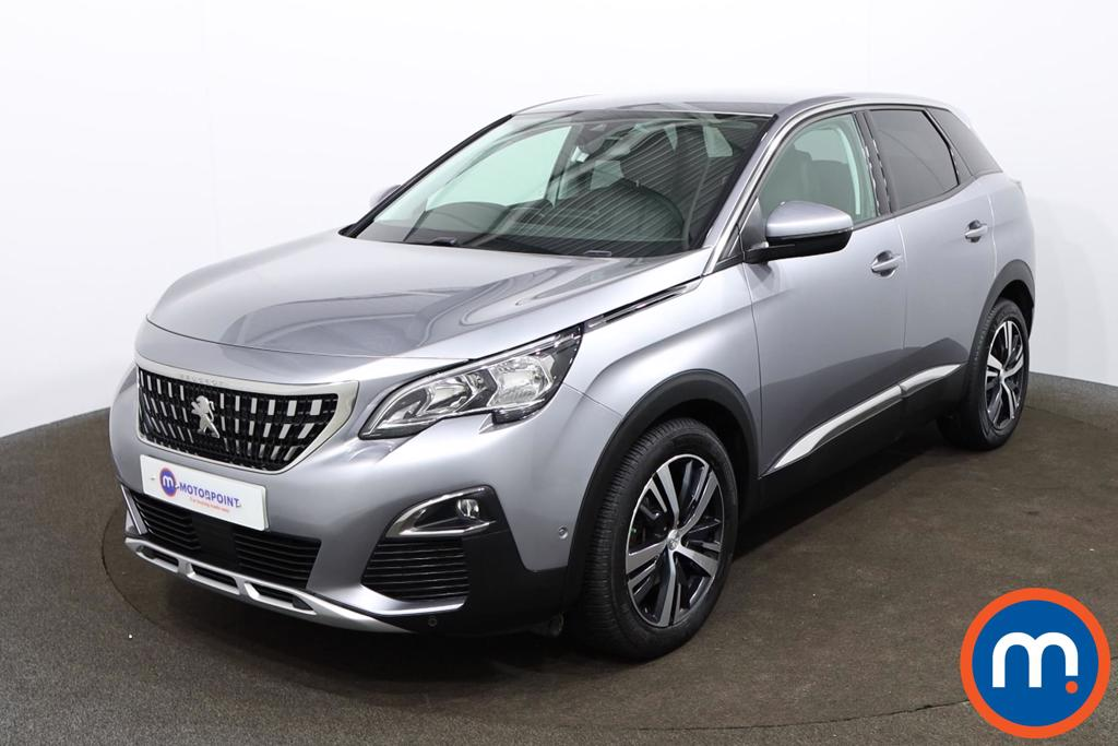 Peugeot 3008 1.6 BlueHDi 120 Allure 5dr EAT6 - Stock Number 1156995 Passenger side front corner