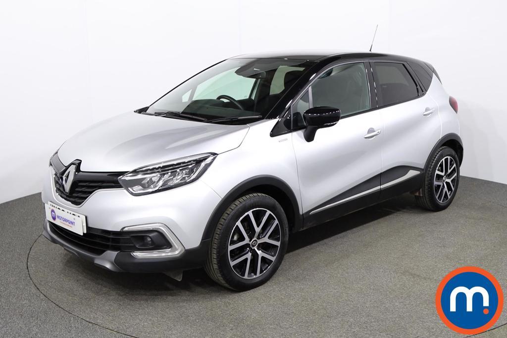 Renault Captur 1.3 TCE 130 S Edition 5dr - Stock Number 1157520 Passenger side front corner