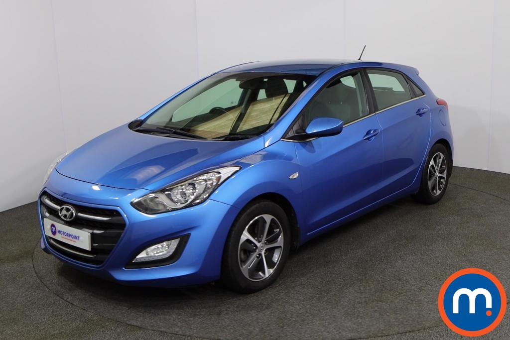 Hyundai I30 1.6 CRDi Blue Drive SE 5dr DCT - Stock Number 1158642 Passenger side front corner