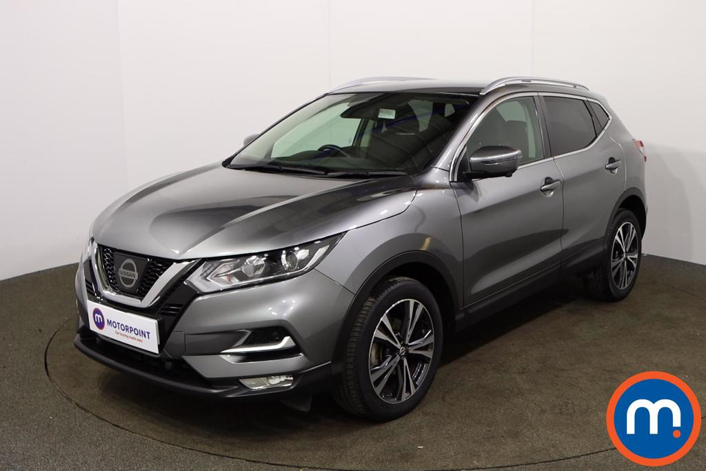 Nissan Qashqai 1.2 DiG-T N-Connecta 5dr Xtronic - Stock Number 1154692 Passenger side front corner