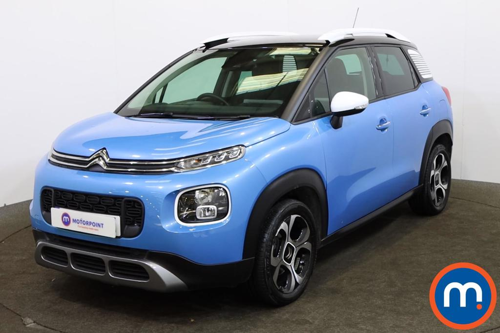 Citroen C3 Aircross 1.2 PureTech 110 Flair 5dr [6 speed] - Stock Number 1157800 Passenger side front corner